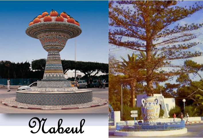 مدينة نــــابل Nabeul عاصمة الوطن القبلي و شبه جزيرة الرأس